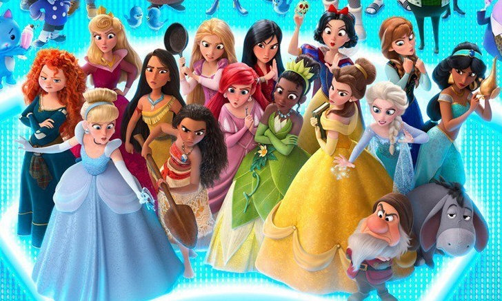 """อะไรคือ Disney Princess? เช็คคุณสมบัติเจ้าหญิงดิสนีย์ """"Ralph Breaks The Internet"""""""