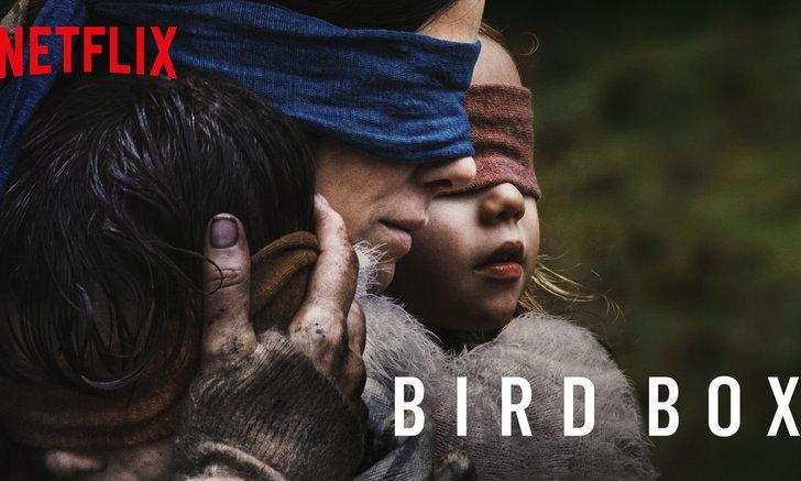 รีวิว Bird Box อย่ามอง ถ้าไม่อยากตาย!
