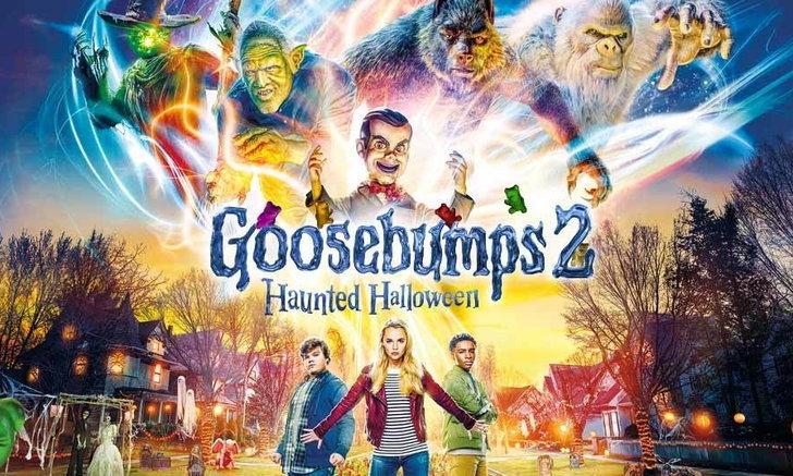 รีวิว Goosebumps 2 Haunted Halloween หุ่นกระบอกทวงแค้น