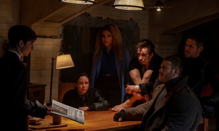 """""""The Umbrella Academy"""" ถึงคราวครอบครัวซูเปอร์ฮีโร่สุดเพี้ยนกอบกู้โลก รับชมทาง Netflix เท่านั้น!"""