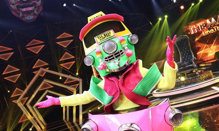 """รู้พร้อมกัน! โฉมหน้าภายใต้หน้ากากแชมป์ """"ตุ๊กตุ๊ก"""" คือใคร? The Mask Line Thai"""
