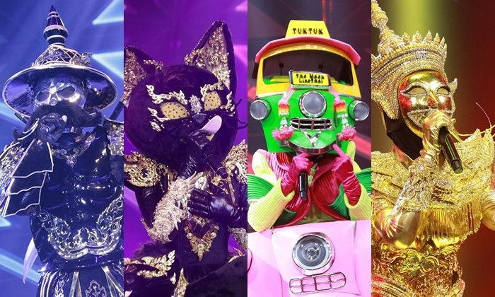 10 อันดับยอดวิวสุดพีค The Mask Line Thai