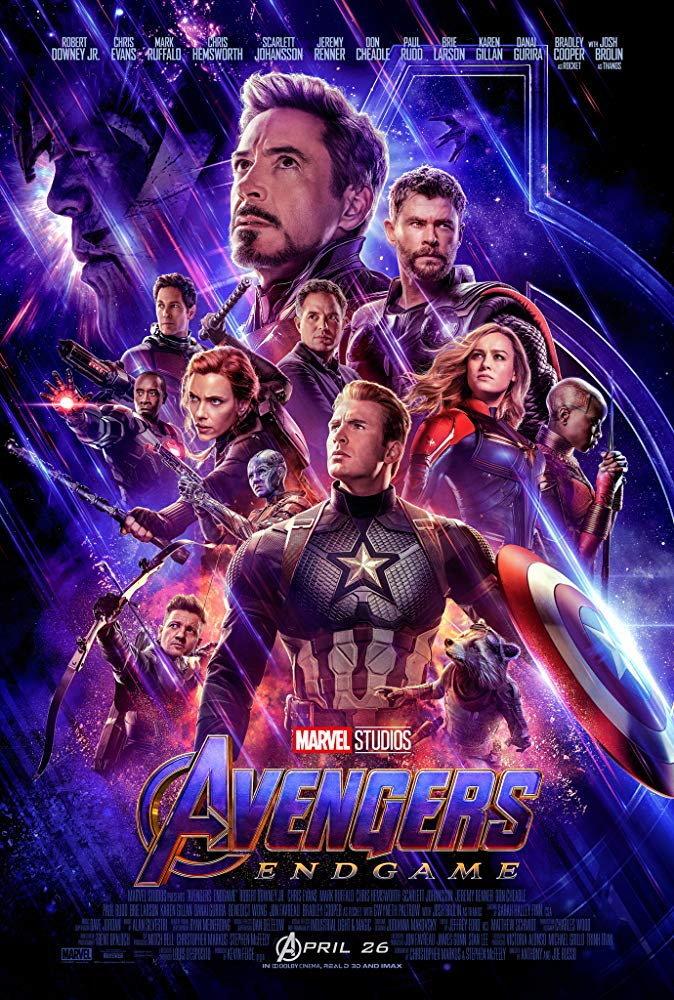 avenger end game ดูหนัง