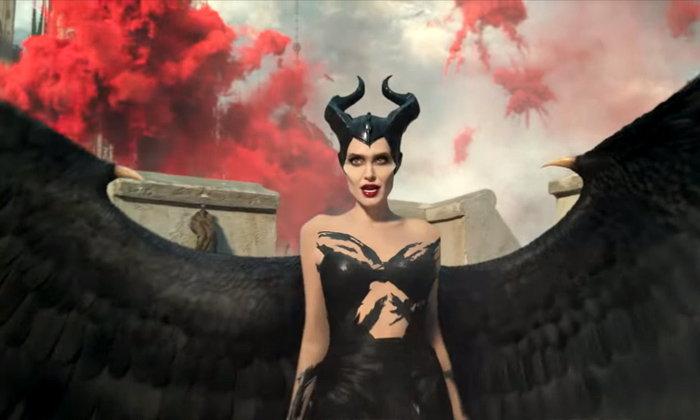 """ขุ่นแม่มาลี กลับมาแล้ว! ตัวอย่างแรก """"มาเลฟิเซนต์: นางพญาปีศาจ"""""""