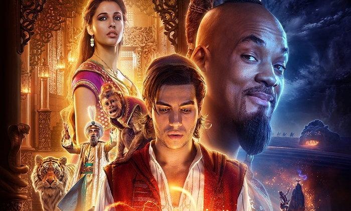 รีวิว Aladdin โลกใหม่สวยงามของเจ้าหญิงจัสมิน