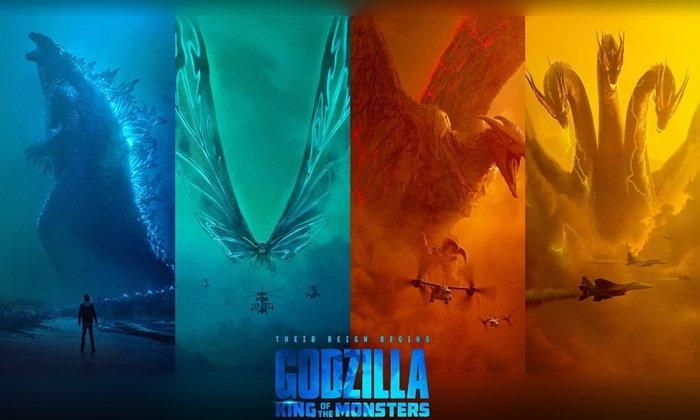 ทบทวนเหตุการณ์ใน MonsterVerse ก่อนดู Godzilla II: King of the Monsters