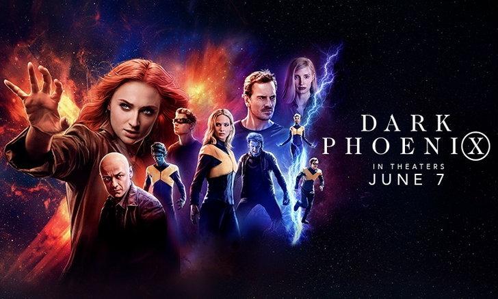 X-men: Dark Phoenix จุดสูงสุดของมนุษย์กลายพันธุ์