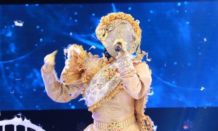 """The Mask วรรณคดีไทย แชมป์ชนแชมป์ """"นางวันทอง"""" ไม่ได้ไปต่อ ถอดหน้ากากอย่างน่าเสียดาย"""