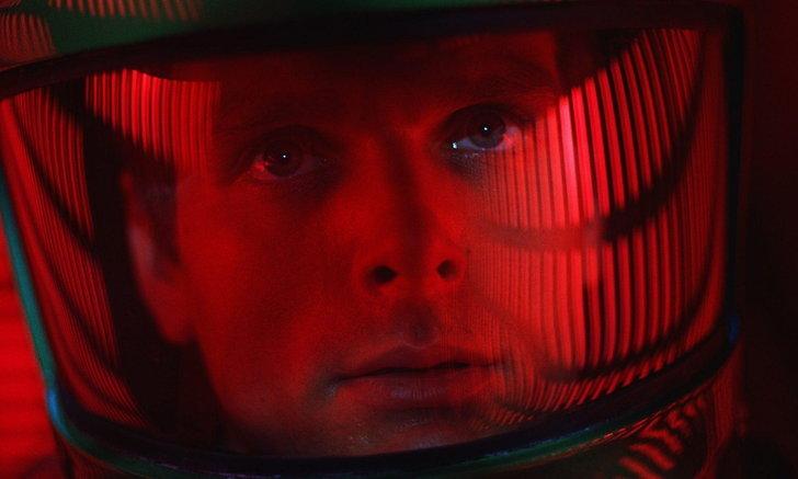 ภาพจากหนัง 2001: A Space Odyssey