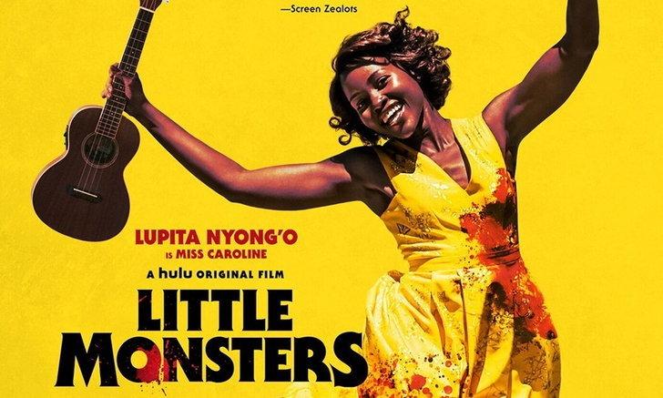 รีวิว Little Monsters คุณครูอนุบาลดีเด่นและเด็กชายในร่างผู้ใหญ่ โกยอ้าวซอมบี้
