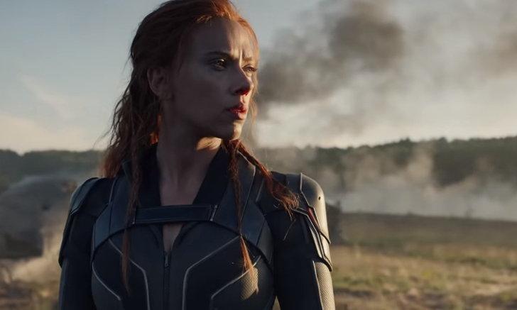 ตัวอย่างแรก Black Widow ออกมาบู๊แล้ว!