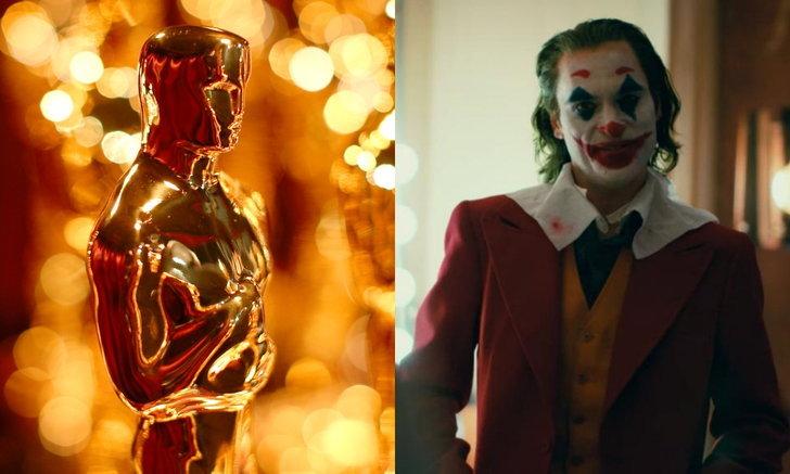 ออสการ์ 2020: สรุปรายชื่อผู้เข้าชิง Joker มีลุ้นมากสุด 11 สาขา