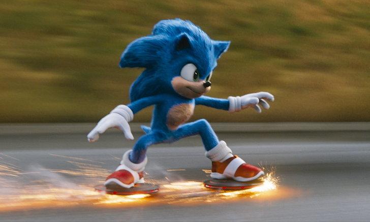 มาแล้วเม่นฟ้าแล่บ Sonic the Hedgehog