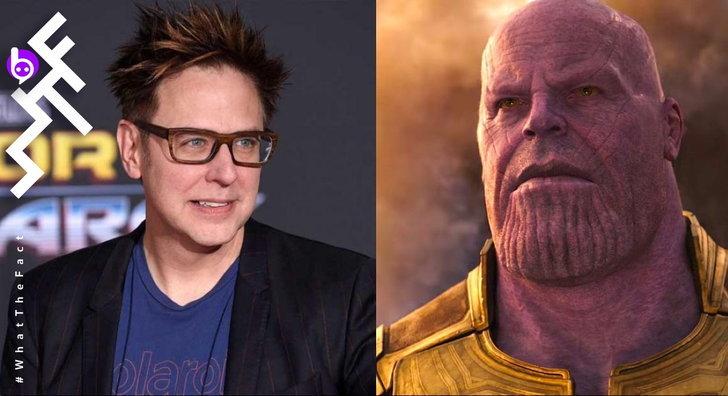 หรือจะกลับมา? James Gunn บอกความในใจ Thanos เป็นตัวละครที่ไม่ควรกลับมาอีก