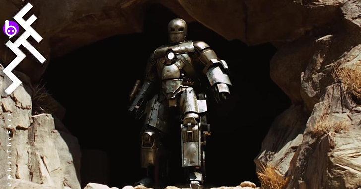 Marvel เผยความลับของชุด Iron Man รุ่นแรกสุดที่ Tony Stark สร้างขึ้นในถ้ำ