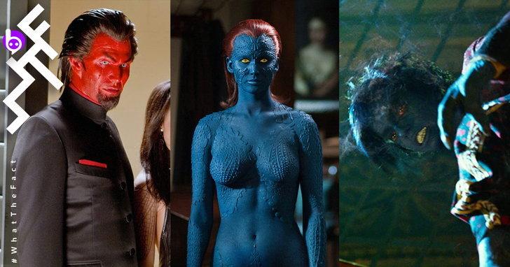 """รู้หรือไม่? ใครคือพ่อและลูกของ """"มิสทีค"""" ในหนัง X-Men ผู้เขียนบทเพิ่งจะบอก"""