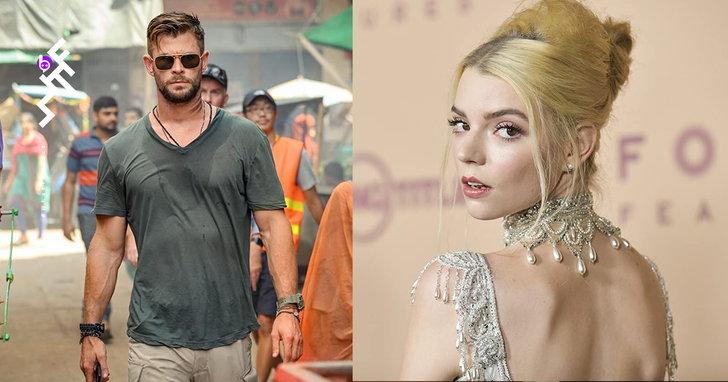 Chris Hemsworth และ Anya-Taylor Joy ยืนยันรับบทในหนัง Furiosa ภาคต้น Mad Max Fury Road