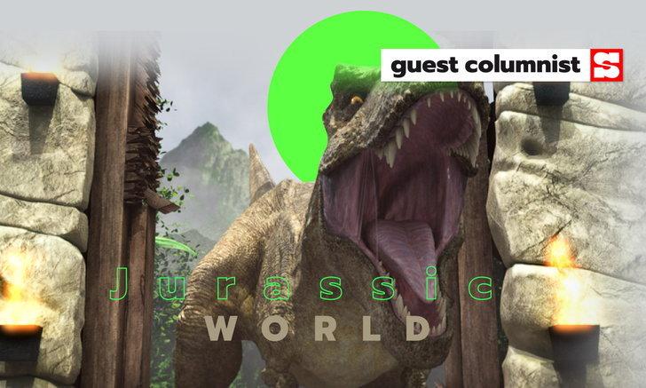 หนีไดโนเสาร์กับน้องๆ ใน Jurassic World : Camp Cretaceous โดย แอดมินเพจกะเทยนิวส์
