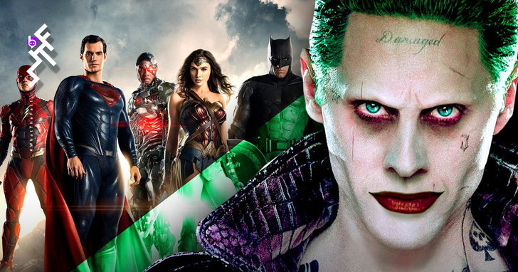 Jared Leto กลับมาถ่ายทำบท Joker ใน Zack Snyder's Justice League