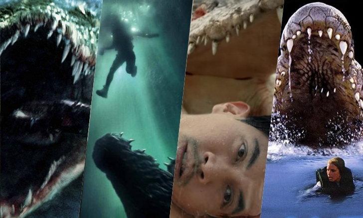 """รวมหนัง """"โคตรไอ้เคี่ยม"""" จระเข้เป็นพระเอก เตรียมตัวก่อนดู Black Water: Abyss"""