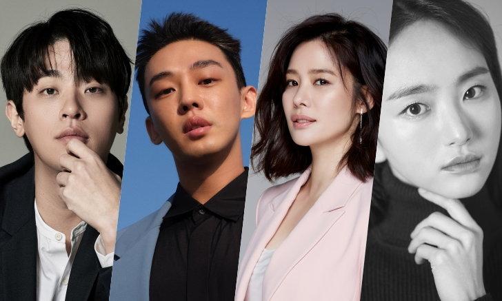 """""""ยูอาอิน-พัคจงมิน"""" นำแสดง Hellbound ออริจินัลซีรีส์ Netflixโดยผู้กำกับ Train to Busan"""