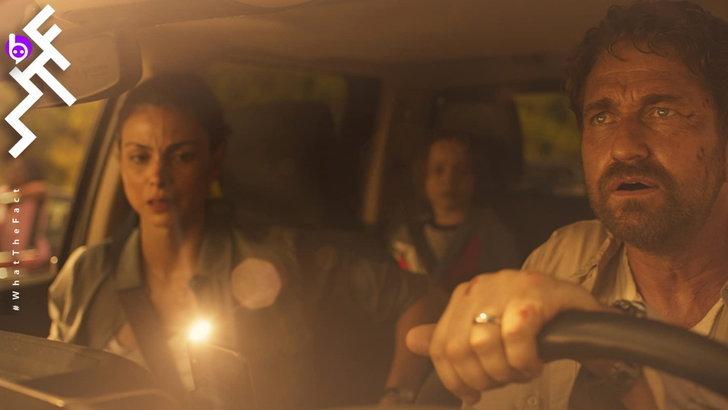[รีวิว] GREENLAND นาทีระทึกวันสิ้นโลก-หนังโลกแตกแดกดันมนุษย์หนีอุตลุดสุดมัน