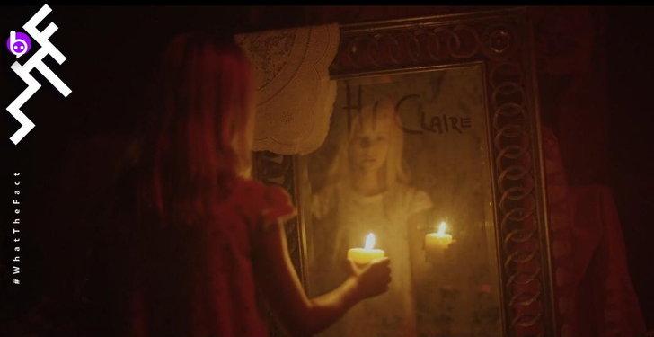[รีวิว] Behind you ซ่อนเงาผี - มุกสิ้นคิดของผีในกระจก