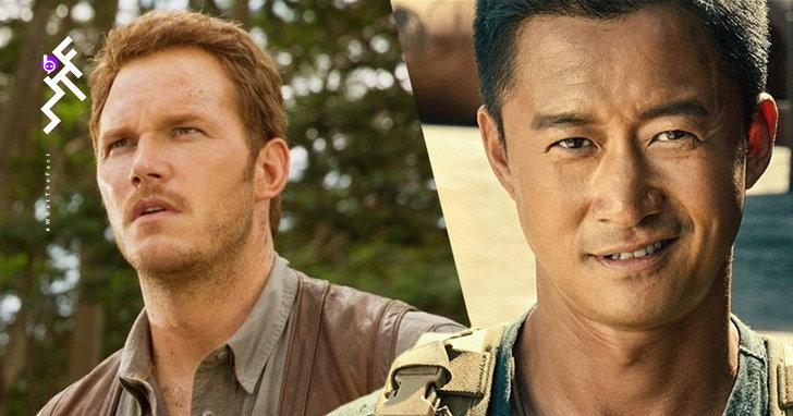 """Chris Pratt เตรียมบู๊ปนฮากับนักแสดงจีน """"อู๋จิง"""" ในหนัง Saigon Bodyguards"""