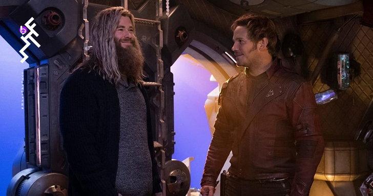 Star-Lord จากแก๊ง Guardians จะมาสมทบกับ Thor ในภาค 4 Love and Thunder