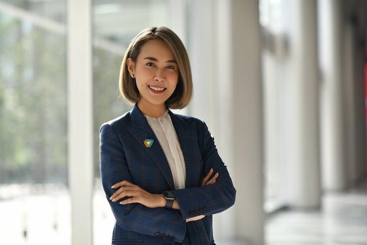 คุณกนกพร ปรัชญาเศรษฐ Country Manager, WeTV Thailand