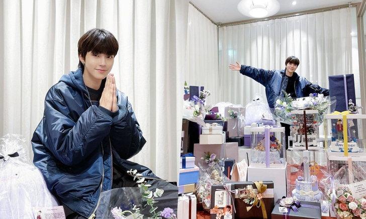 """หน้าเด็กมาก! """"ฮวังอินยอบ"""" พระรอง True Beauty โพสต์ภาพขอบคุณ ครบรอบวันเกิดอายุ 30 ปี"""