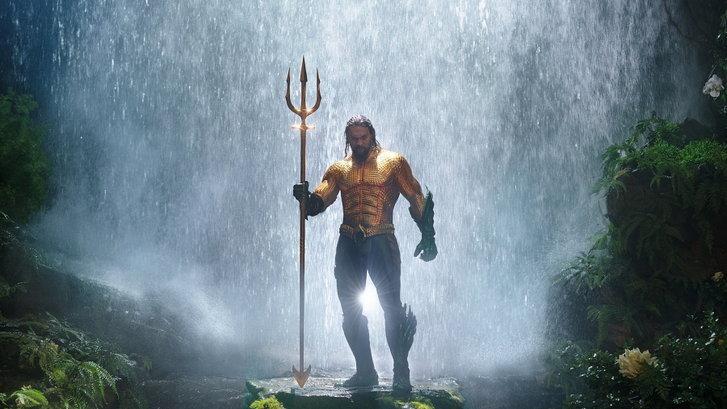Aquaman (อควาแมน เจ้าสมุทร)