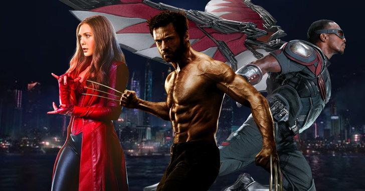ชัดขึ้นทุกที WandaVision และ The Falcon อาจเชื่อมโยง X-Men เข้าสู่จักรวาล Marvel