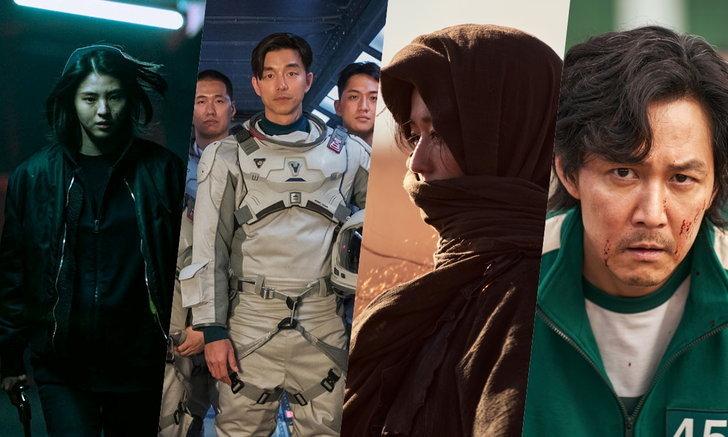 Netflix เปิดหนัง-ซีรีส์ออริจินัลคอนเทนท์เกาหลีแห่งปี 2021 ที่ขนมาเป็นกองทัพ!