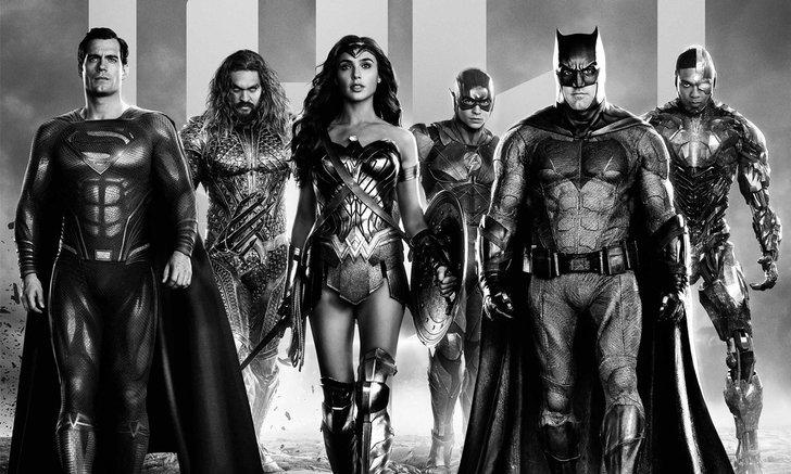 Zack Snyder's Justice League การกลับมารวมตัวของเหล่าซูเปอร์ฮีโร่