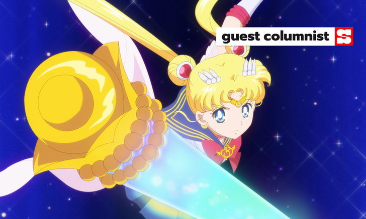 Sailor Moon Crystal อุ่นเครื่องกันก่อนไปภาค Eternal โดย แอดมินเพจกะเทยนิวส์