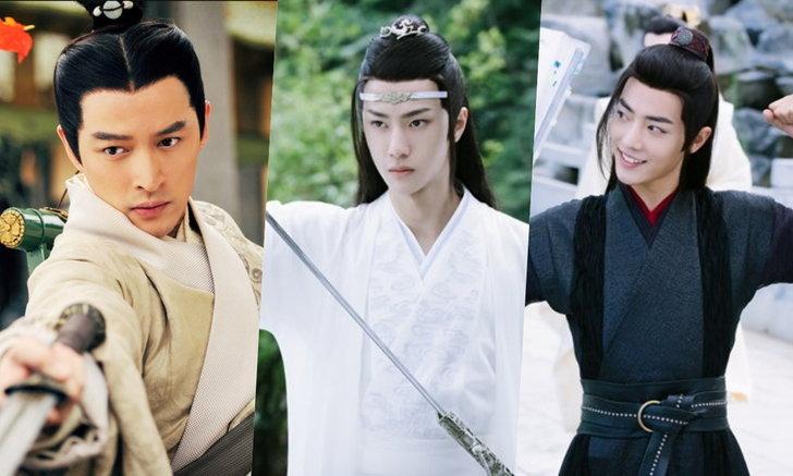 """นักแสดงชายแดนมังกร ที่คอซีรีส์จีนย้อนยุคยกให้เป็น """"หนุ่มหล่องานดีในชุดจีนโบราณ"""""""