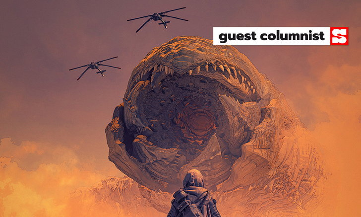อุ่นเครื่องกับ Dune ของแสลงฮอลลีวูด โดย ก้อง ฤทธิ์ดี