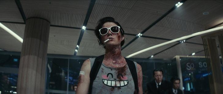 [ รีวิวหนัง] KATE  : NETFLIX- นักฆ่าสาว...บู๊โหดเลือดสาด