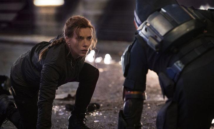 Marvel Studios' Black Widow พร้อมสตรีมที่ Disney+ Hotstar