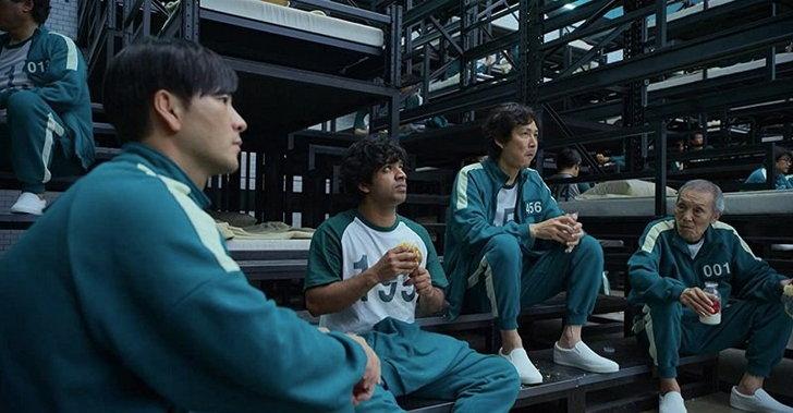 Squid Game 111m, Netflix
