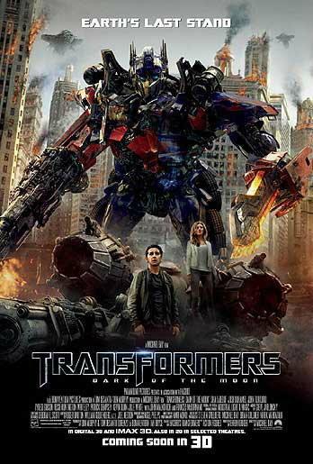 Transformers: The Dark of The Moon (2011) ทรานส์ฟอร์มเมอร์ส: ดาร์ค ออฟ เดอะ มูน