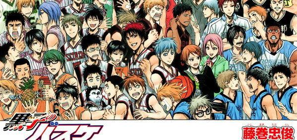 Kuroko's Basketball ซีซั่น3 กำหนดฉายมีนาคม 2015