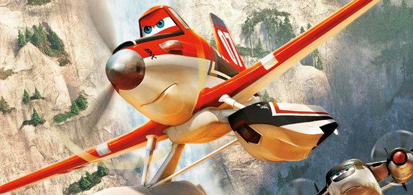 Planes Fire & Rescue เรื่องราวครั้งใหม่ของเครื่องบินหัวใจใหญ่