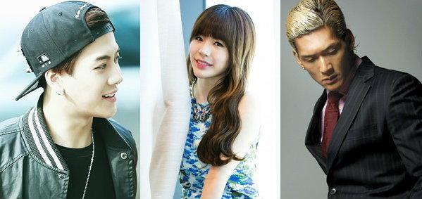 ซันนี่ (SNSD) แจ็คสัน (GOT7) พัคจุนฮยอง (G.O.D) จะเข้าร่วมรายการ Roommate Season 2