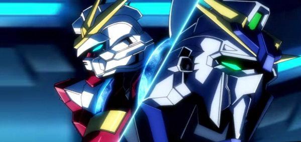 Gundam Build Fighter Try อัพเดตตัวละครและหุ่นใหม่