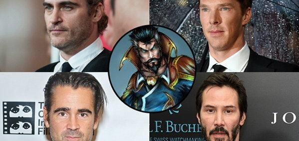 ใครจะได้สวมบทเป็น Dr.Strange ในหนังมาร์เวลเรื่องใหม่
