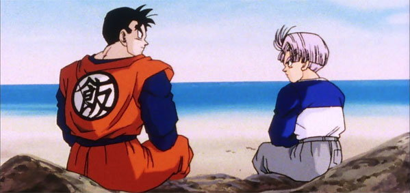 หนัง Dragon Ball Z แฟนๆทำเอง ภาคทรังค์ยุคอนาคต