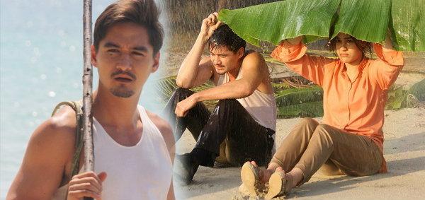 อนันดา คิม งานเข้า! หนีตายติดเกาะร้าง ตอนแรกละคร เสือ