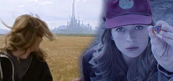 ตัวอย่างหนังล้ำโลก Tomorrowland การผจญภัยนอนสต๊อปสู่มิติใหม่